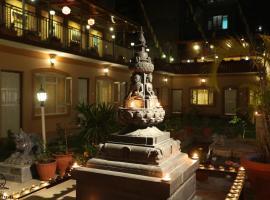 阿尔亚佛寺酒店