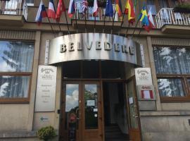 Hotel Belvedere Příbram