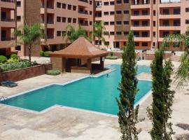 Apartment Ave Mohamed VI