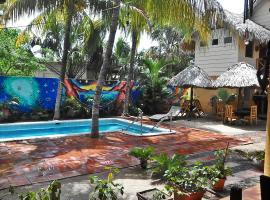 洛斯库巴诺斯村庄住宿酒店, Los Cóbanos