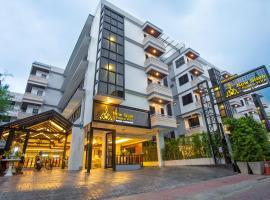 新暹罗宫别墅酒店