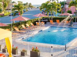 圣皮特海滩套房酒店