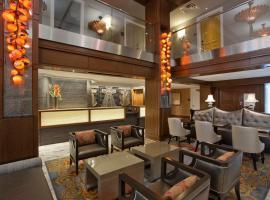 莫里森克拉克旅馆, 华盛顿