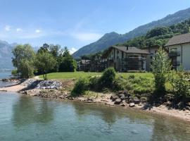 Appartement de luxe Resort Walensee