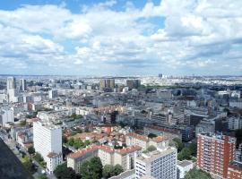 巴黎33楼民宿