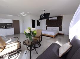 Presidential Penthouse,位于埃拉特海豚礁附近的酒店