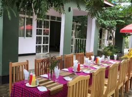 Kili Meru Resort, Boma la Ngombe
