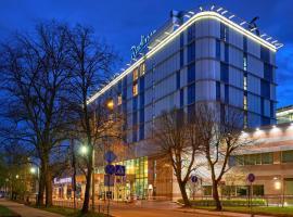 加里宁格勒丽笙酒店, 加里宁格勒