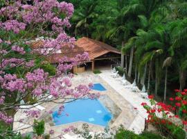 Hotel Riacho Verde, Monte Alegre do Sul
