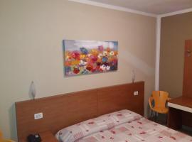 罗坎达德尔博西诺酒店, Carro