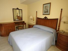 Hotel Iberia, Cabañas