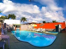 Pousada Sol Nascente,位于奥林匹亚的旅馆