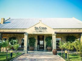 瑟尔法精品橄榄庄园酒店