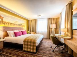 爱丁堡干草市场莱昂纳多罗伊尔酒店