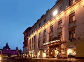 约翰大公宫殿酒店,位于格拉茨的酒店