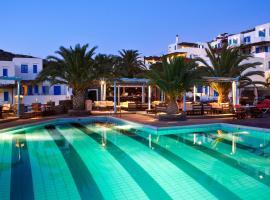 亚历山德罗斯酒店, 普拉蒂耶罗斯