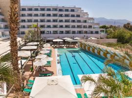 阿特拉斯诺瓦莱克酒店,位于埃拉特的酒店