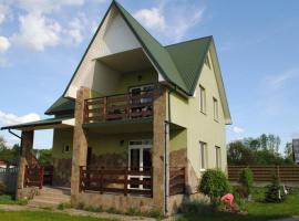 Cottage Svitiazkyi Zatyshok