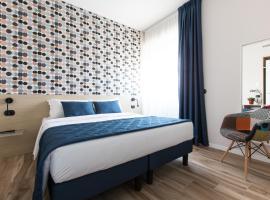 伊索拉公寓式酒店,位于米兰的公寓