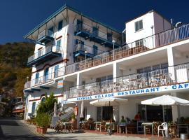 艾丽西亚酒店, Pedoulas