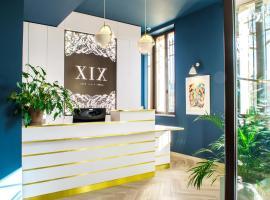 Hôtel le XIX, 贝济耶