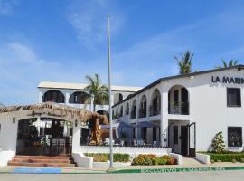 La Marina Inn, 圣何塞德尔卡沃