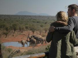 Etali Safari Lodge, Madikwe Game Reserve