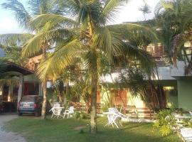 Maresias Praia Hotel