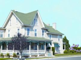 J. D. Thompson Inn Bed and Breakfast, Tuckerton (Long Beach Island 附近)
