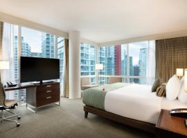 Coast Coal Harbour Vancouver Hotel by APA