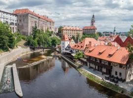 加尔尼城堡大桥酒店, 捷克克鲁姆洛夫