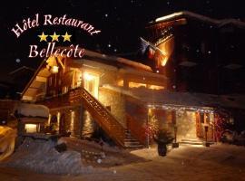 贝尔科特餐厅酒店
