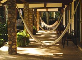 拉卡约姆酒店,位于帕伦克的酒店