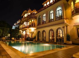 沙赫布尔酒店