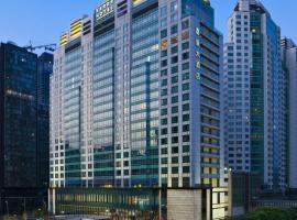 北京嘉里大酒店 - 香格里拉集团,位于北京的酒店