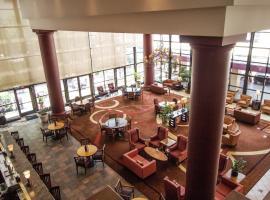 圣路易市中心城市广场酒店