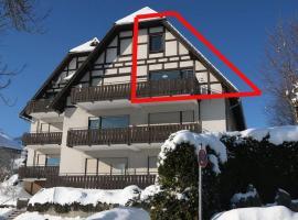 Appartement Winterberg-Neuastenberg