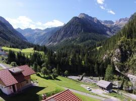 Lechtaler Naturparkchalets
