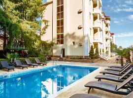 黑海旅馆,位于阿德勒的旅馆