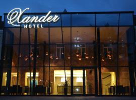 Xander Hotel, 托木斯克
