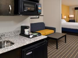 福尔特华尔顿堡滩西北智选假日酒店和套房, 沃尔顿堡滩