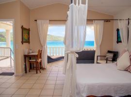 大卫海滩酒店, Union Island (Palm Island附近)