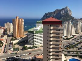 Elite Apartments in Calpe