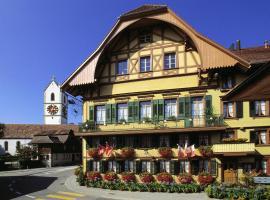 大熊酒店, Sumiswald