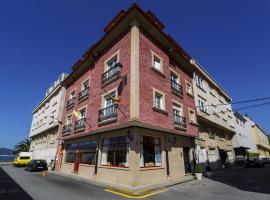 埃斯阿雷亚斯一号酒店, 比韦罗 (Viveiro附近)