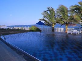 孔雀海滩酒店