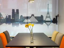 馨乐庭巴士底狱巴黎里昂车站酒店,位于巴黎的公寓