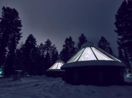 皮安阿斯特利极光圆顶度假酒店, 普哈圣山