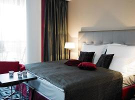 布达佩斯贝尔维德尔酒店