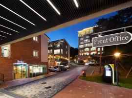 勒松森林酒店,位于龙仁市的酒店